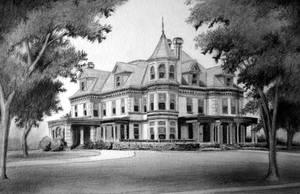 Overholser Mansion by tbonematrix