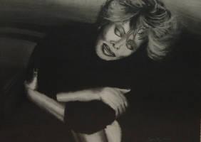 Tina Turner by tbonematrix