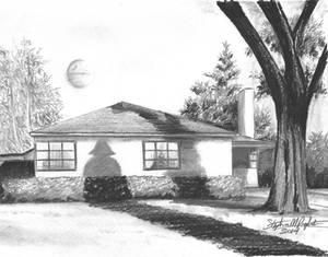 George Lucas' childhood home