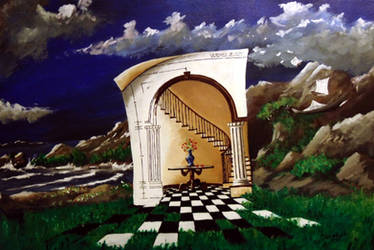The Portal by tbonematrix