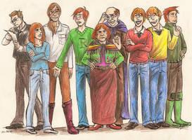 Weasley by lisonette