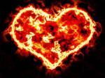 set my heart on fire.