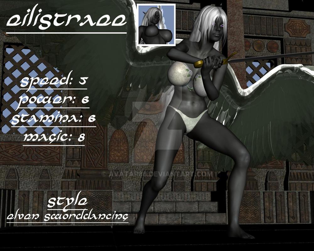 Fighter Eilistraee by Avatar86