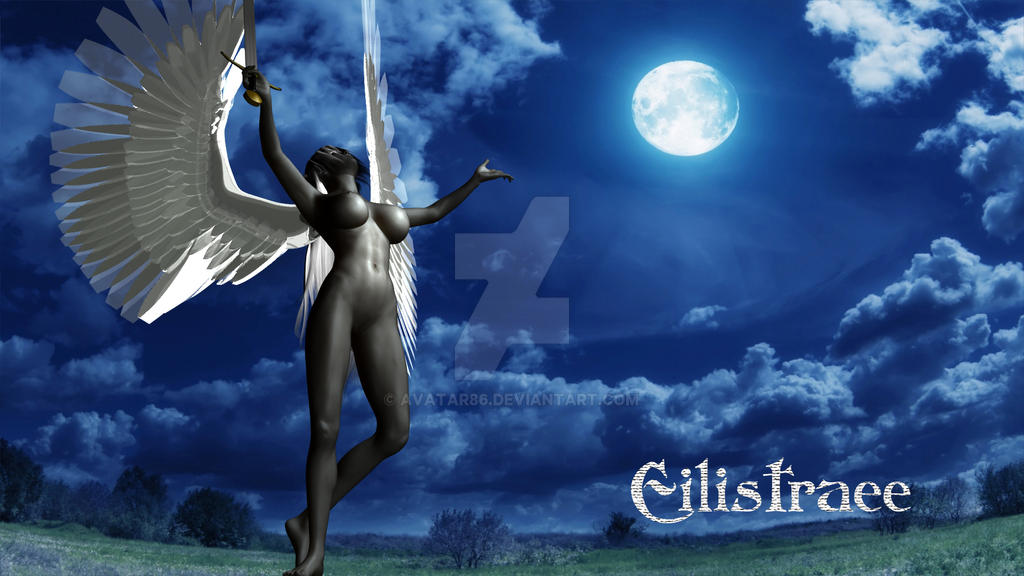 Elf Rally: Eilistraee Under the Moon by Avatar86
