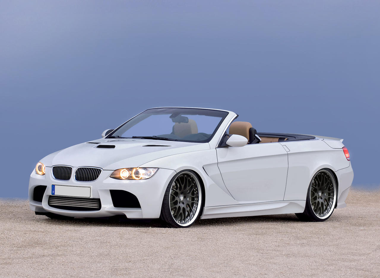 bmw m3 cabrio tuning by the alkspain on deviantart. Black Bedroom Furniture Sets. Home Design Ideas