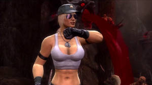 Sonya MK9 Alternate Outfit