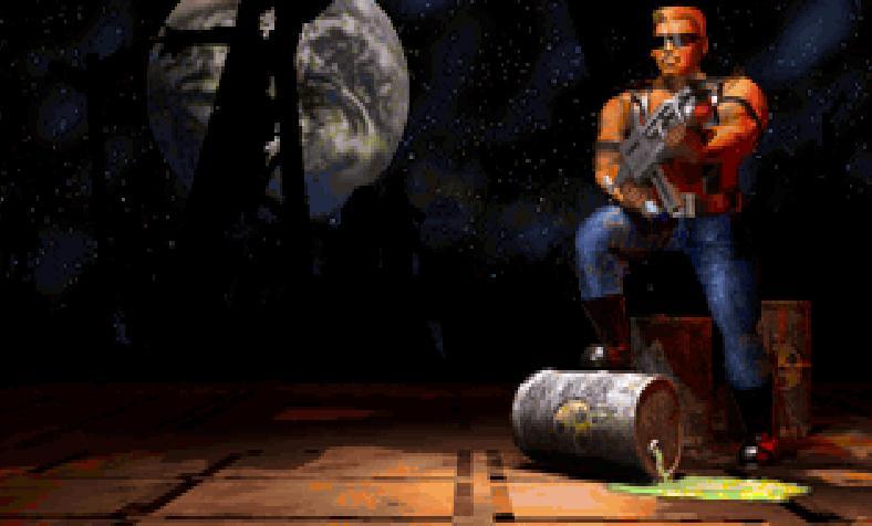 Duke Nukem 3D Wallpaper By TheRumbleRoseNetwork