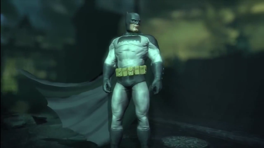 BAC: The Dark Knight Returns Batsuit by TheRumbleRoseNetwork