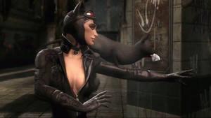 Injustice: Gods Among Us - Arkham City Catwoman