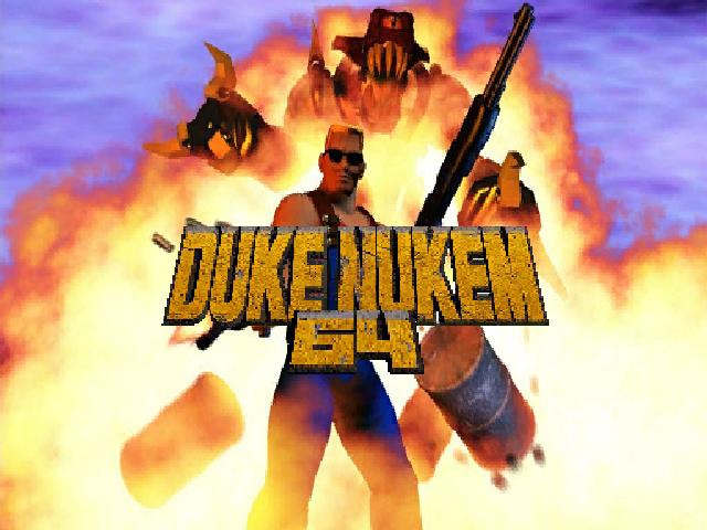 Duke Nukem 64 Wallpaper By TheRumbleRoseNetwork