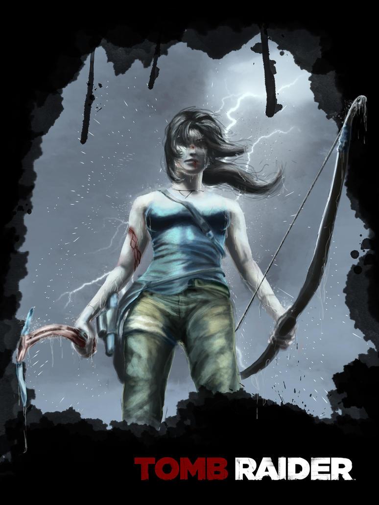 Tomb Raider Reborn - Entry 2 by littlesusie2006