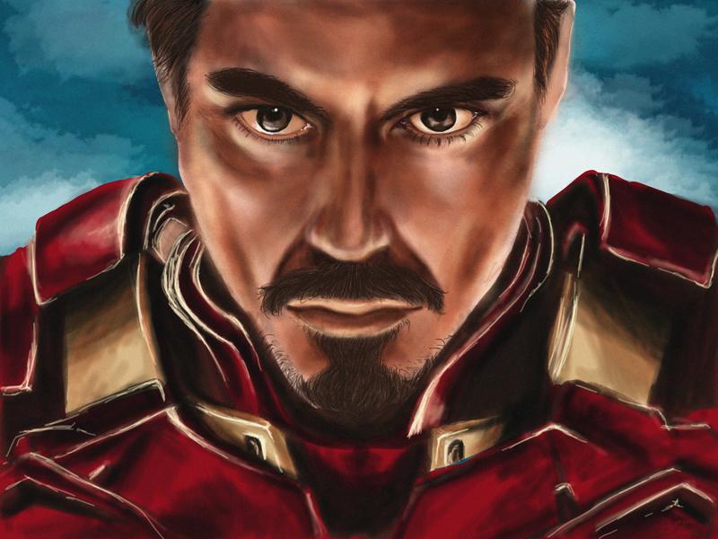 Iron Man by littlesusie2006