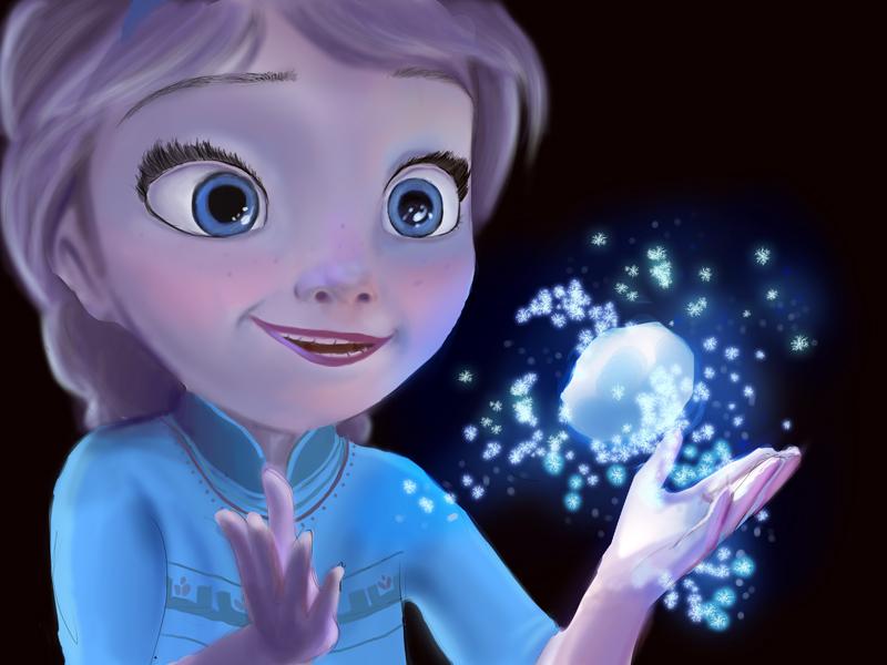 Elsa by littlesusie2006