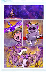 Little Heroes - Example Page 3 - no text
