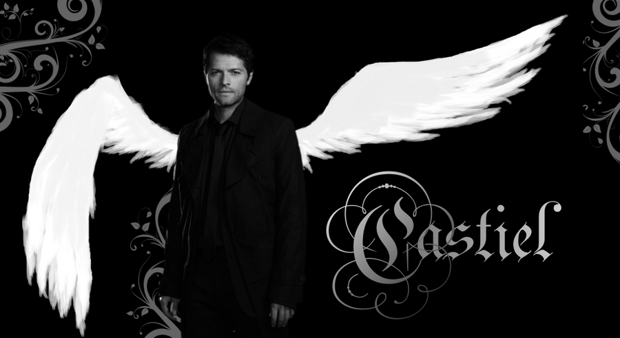 Castiels Wings By SummerParamour