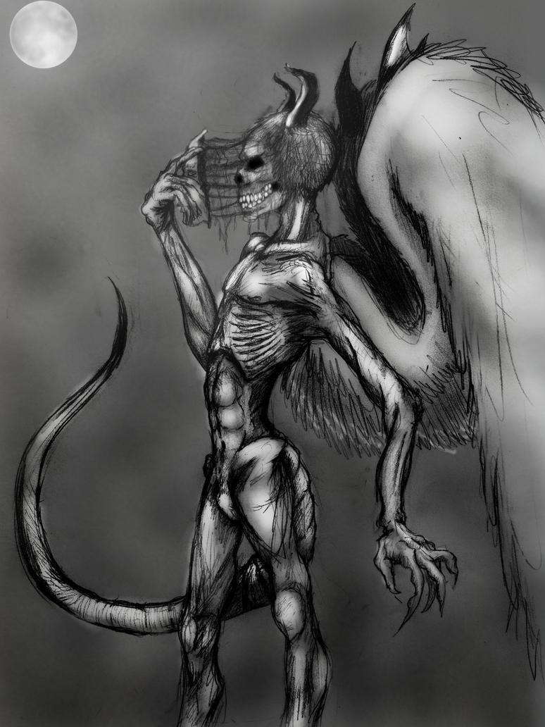 Helldamn by Valiant-Werewolf
