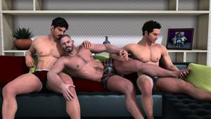 Bros by butchsl