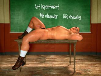 Mr Oleander by butchsl