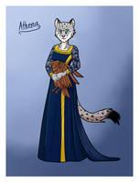 Athena [Commission]