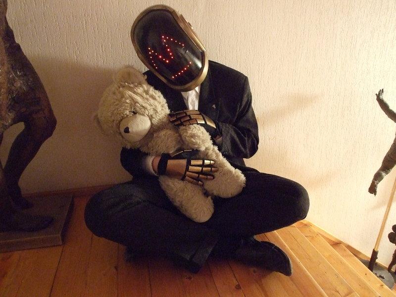 do guys like teddy bears
