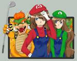 Arttrade: Super Sisters 1.2 by Shibun