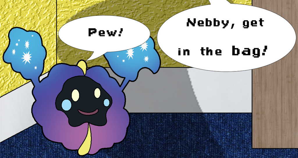 nebby__get_in_the_bag__by_somcothehedgeh
