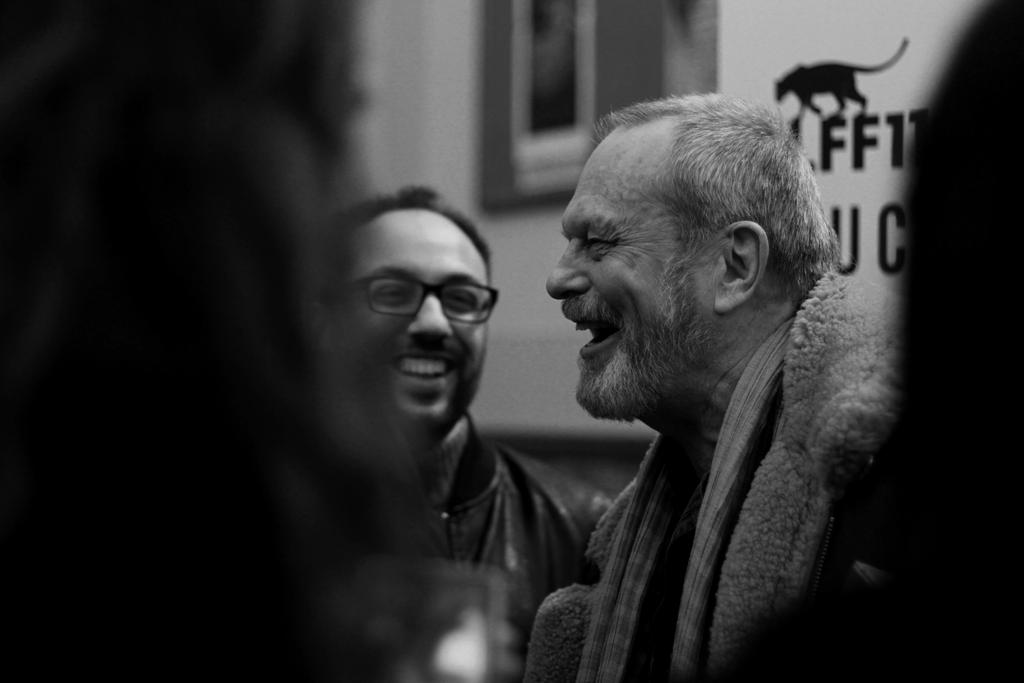 Terry Gilliam by ValentinaWhite