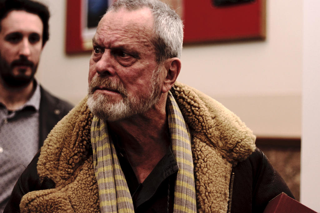 Terry Gilliam - II by ValentinaWhite