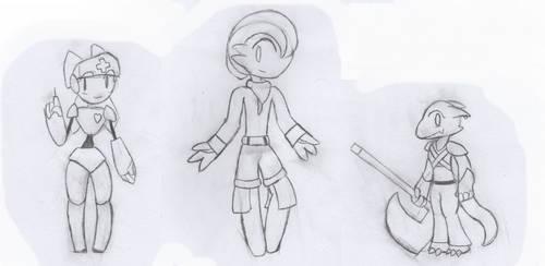Sketchdump 2 by Delta-Pangaea