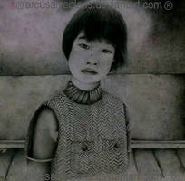 Asian Girl by Arcusalveolaris