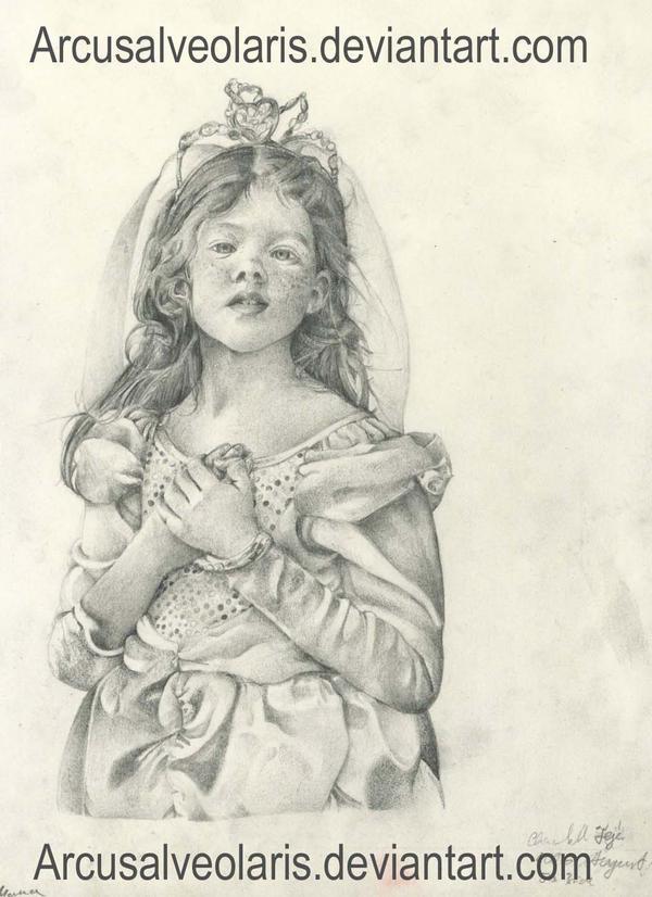 The little Bride by Arcusalveolaris