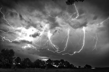 Thunderstorm by TheNoskaa