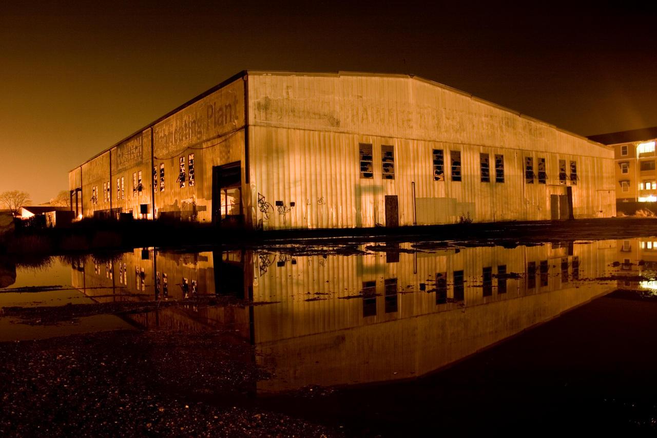 Abandoned Warehouse By Evilrune On Deviantart
