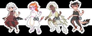CLOSED Fantasy Chibi Adopts