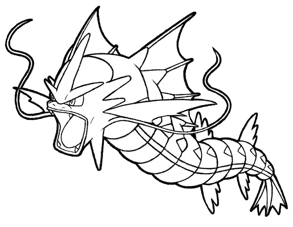 why the HELL is gyarados a flying type? : pokemon