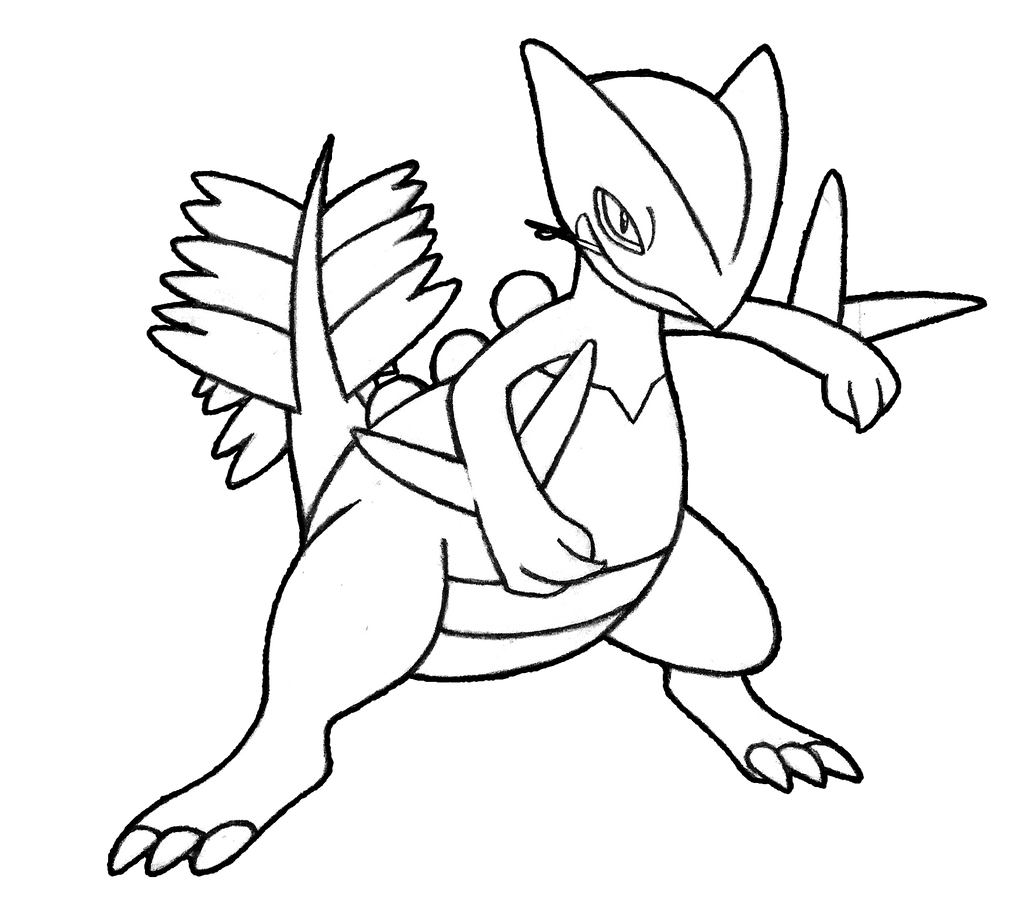 Pokemon mega evolution coloring pages free coloring pages for F 35 coloring pages