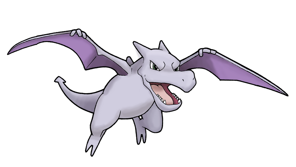 Pokemon Aerodactyl Coloring Pages Images | Pokemon Images