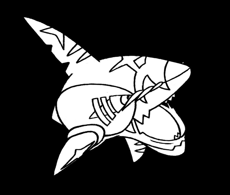 #319 Archie's Mega Sharpedo by realarpmbq on DeviantArt