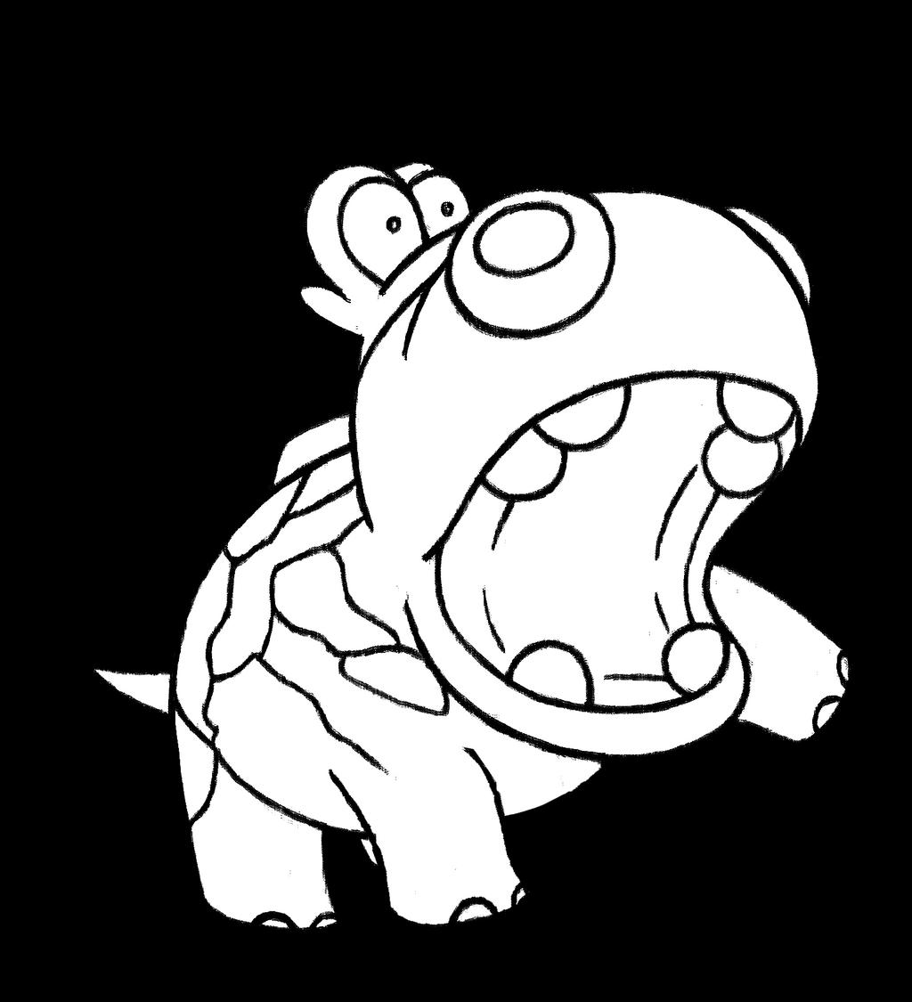 449 Hippopotas By Realarpmbq