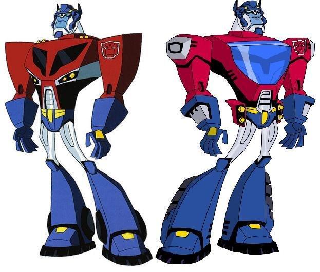 Animated optimus prime bio by dcspartan117 on deviantart - Transformers cartoon optimus prime vs megatron ...