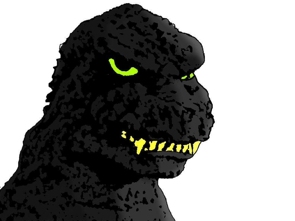 Godzilla 1985 by DCSPARTAN117 on DeviantArt