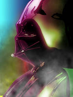 Dark lord of the Sith.