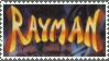 Old-School RayMan Stamp by tails-sama