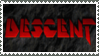 Descent Stamp by tails-sama