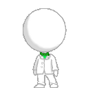 Homestuck: Doc Scratch Shimeji WIP by GlowStick-Parade