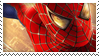 spider-man stamp by foreverastone