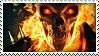 Ghost Rider Stamp