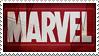 Marvel Stamp by foreverastone
