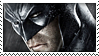 Batman Stamp by foreverastone