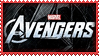 Avengers Stamp by foreverastone